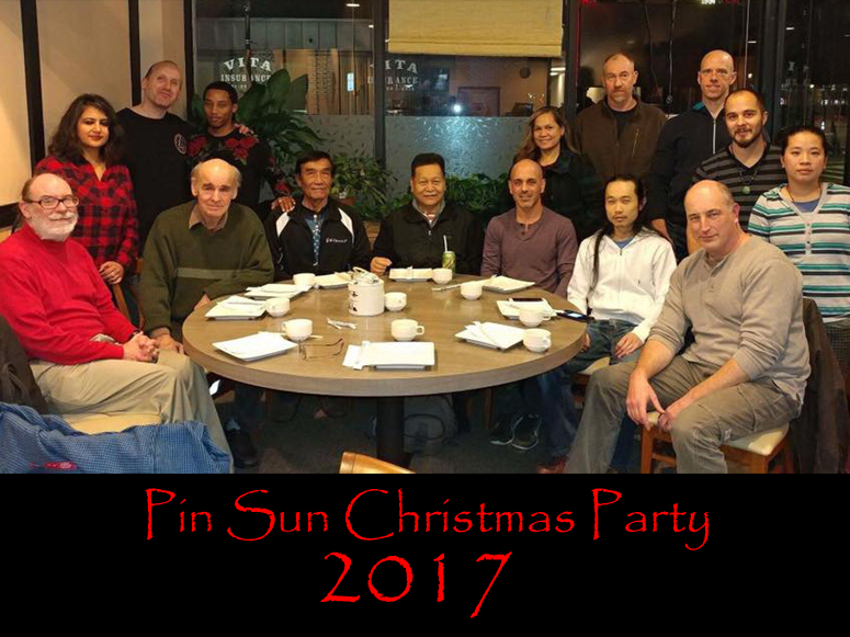 Pin Sun Christmas Party 2017